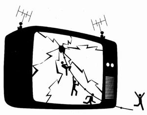 Eteindre la télévision